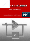 Feedback Amplifiers Theory and Design