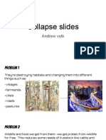 collapse google slide final project - andrew volk