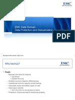 Data Domain Data Protection and Deduplication (1)
