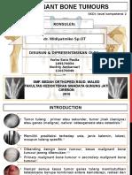 Malignant Bone Tumours 2