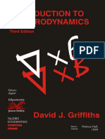 Introduction to Electrodynamics 3e-Griffiths