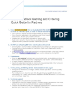 Cisco Cloudlock Quoting and Ordering Quick Guide