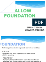 Foundation Shweta Mishra