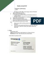 Banks Around USF