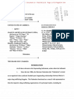 "Criminal indictment against Joaquin Guzman-Loera (""El Chapo""), Eastern District of New York"