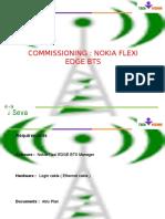 Commissioning-Flexi EDGE BTS