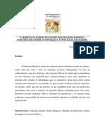A importância e a necessidade do Ensino Religioso na Educação Infantil..pdf