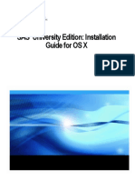 s as University Edition Install Guide Mac