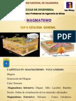 Cap II Magmatismo