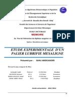Lubrification Hydrodynamique