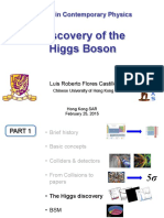 13. Higgs Discovery