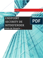 Bitdefender GravityZone EndpointSecurity UsersGuide EsES