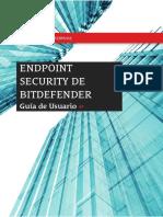 Bitdefender GravityZone EndpointSecurity UsersGuide EsES