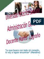 2012-1 Administracion 1 (Primera Parte)