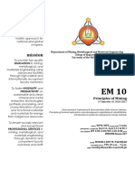 EM 10 Syllabus