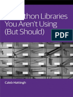 20 python libraries you arent using but should.pdf