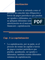Cap 3 Amortización