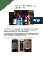 Made Rural_Gli Artigiani Del Territorio_GEN 2017