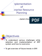 4 ERP Implementation