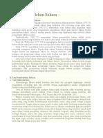 Teori Pemerolehan Bahasa