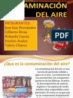 Contaminación Del Aire_Hernández, Rivas, García