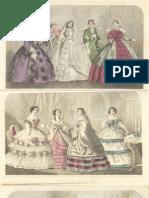 God Eys Fashion Plates 1860