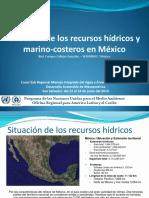 Presentacion Mexico Recursos Hidricos y de Cuencas