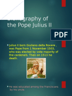 Bibliography of the Pope Julius II