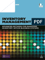 Inventory Management Sample Chapter