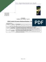 373-07-4 geodetic parameters relational database