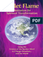 Violet Flame Meditation Brochure 2016