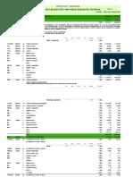 Presupuesto y Medición
