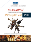 Chanakya- Manual 4 0