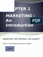Marketing1 chap1