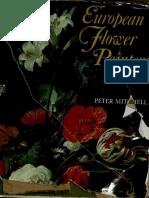 European Flower Painters