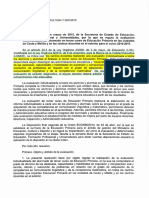 Resolucion Evaluacion 3 Primaria