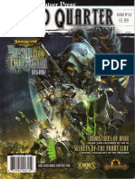 Privateer Press - No Quarter #22