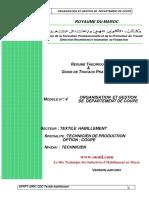 Cp 02 Organisation Et Gestion de Departement de Coupe