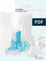 Catálogo Técnico FLYGT 50 Hz - 892369