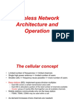wireless communication architecture