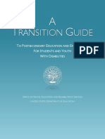 Postsecondary Transition Guide 2017
