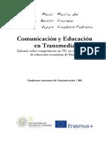 Comunicación y Educación en Transmedia