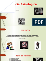 Violencia Psicológica Present