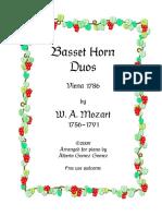 Mozart2Horns Pno