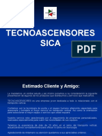 Presentacion Tecnoascensores