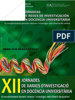 XII JornadasRedesdeInvestigacionenDocenciaUniversitaria