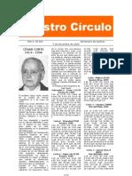 Nuestro Círculo Nro.383 César Corte
