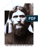 The Life and Death of Rasputin - Vladimir Moss