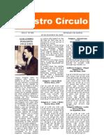 Nuestro Círculo Nro.386 Guillermo Puiggros