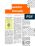 Nuestro Círculo Nro.394 Horatio Gianutio